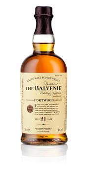 The Balvenie Old Portwood 21 Jahre - 0,7L , 40% Vol.