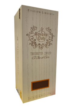Havana Club Tributo Collection 2019 - 0,7l, 40% Vol.