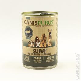 Canis Purus Blik Schaap met courgette & aardappel