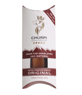 Churpi Original Pocket Size Himalayan Yak Cheese dog chews