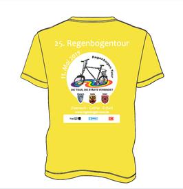 25. Regenbogentour, Jubiläum am 11. Mai 2019