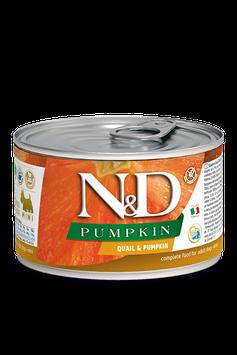 Farmina N&D Pumpkin Wachtel (nass)