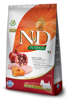 Farmina N&D Pumpkin Huhn / Granatapfel (trocken)