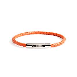 THE MINIMAL WRIST koraal oranje