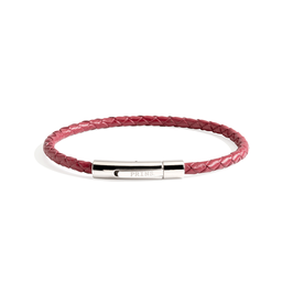 THE MINIMAL WRIST bordeaux rood