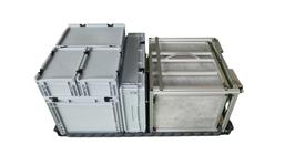Boxenset micro für 600, 800 oder 1100mm Heckauszug