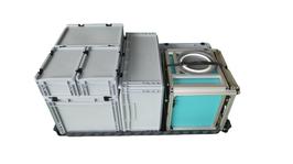 Boxenset nano für 600, 800 oder 1100mm Heckauszug