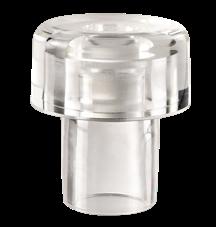 """Tappo cristallo dosatore """"GHOST""""  -  Cristal pouring cap """"GHOST"""""""