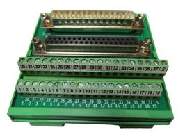 DSUB37MFT - Übergabemodul D-SUB  37-polig