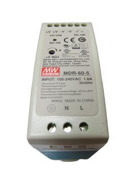 Mean Well MDR-60-24 Netzteil