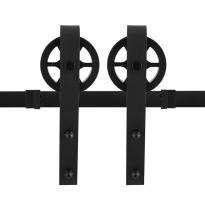Combinatie met enkelzijdig Softclose - Type Robuust Bovenop