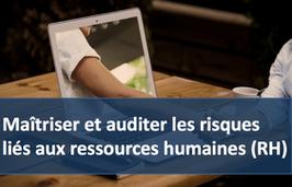 """1 accès pour la formation """"Maîtriser et auditer les risques liés aux ressources humaines RH """""""