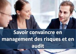"""1 accès pour la formation """" Savoir convaincre en management des risques et en audit """""""