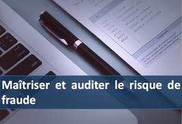 """1 accès pour la formation """"Maîtriser et auditer le risque de fraude"""""""