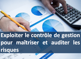 """1 accès pour la formation """" Exploiter le contrôle de gestion pour maîtriser et auditer les risques """""""