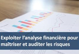 """1 accès pour la formation """" Exploiter l'analyse financière pour maîtriser et auditer les risques """""""