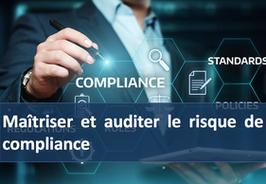 """1 accès pour la formation """" Maîtriser et auditer le risque de compliance """""""