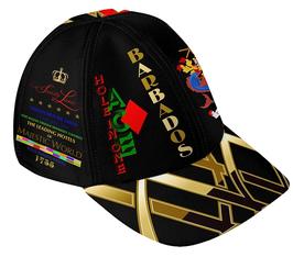 Cap Barbados schwarz