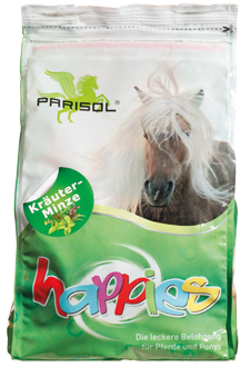 Parisol delicious snacks  Happies Herb-Mint