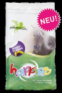 Die gesunde Belohnung für glückliche Pferde