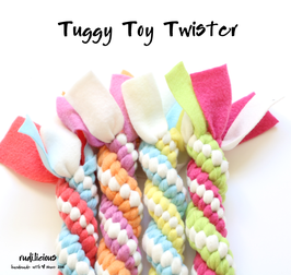Your Individual Tuggy Toy Twister