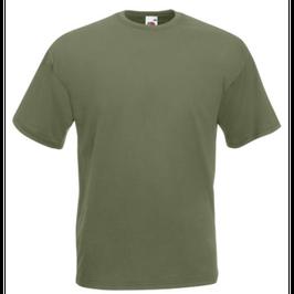 Tee-Shirt kaki naturel