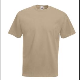 Tee-Shirt kaki des sables