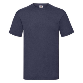 Tee-Shirt bleu chiné