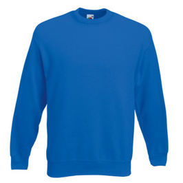 Sweat bleu royal