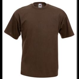 Tee-Shirt chocolat