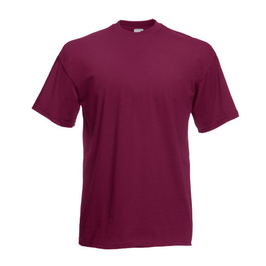Tee-Shirt lie de vin