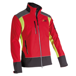 PSS X-treme Soft-Shell gelb-rot