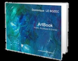 ArtBook :  Huiles, Acryliques & Encres