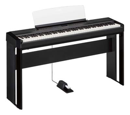 P515 Luxury Digital Piano Black / White -  Piano only