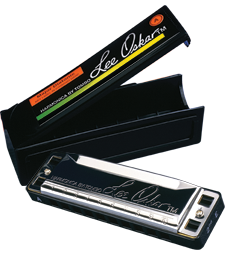 Harmonica - Lee Oskar - Major Diatonic - Traditional Blues