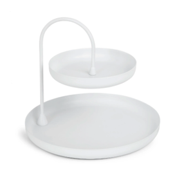 POISE TWO TIERED TRAY UMBRA