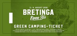 GREEN CAMPING-TICKET