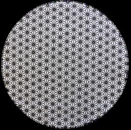 Origami noir et blanc
