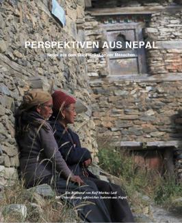 Perspektiven aus Nepal - Bildband mit individueller Widmung
