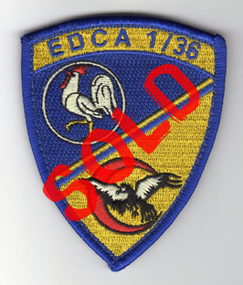 French Air Force patch EDCA 1/36 ´Berry´ E-3F AEW