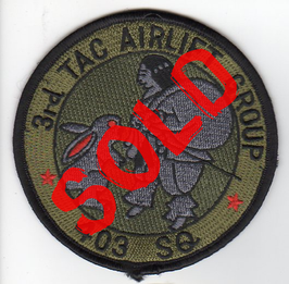 JASDF patch 403rd Squadron / 3rd Tactical Airlift Group