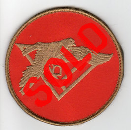 Belgian Air Force patch 5 Squadron / 5 Smaldeel