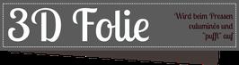 3D Flex Folie 21x30 cm