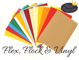 Starterpaket Flex, Flock & Vinyl