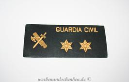 Patch 3D Rubber Patch Polizei Spanien Guardia Civil