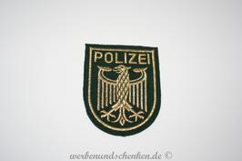BGS Patch - Bundesgrenzschutz Deutschland ehemalig