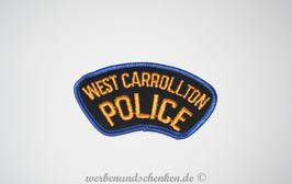 Patch Polizei USA Ohio West Carrollton Police