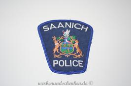 Patch Polizei Kanada Saanich Police
