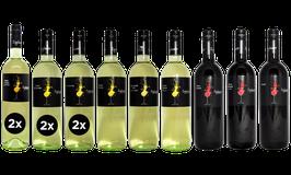 12 x 0,75l Weinprobierpaket