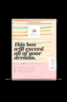 MILU Gift box